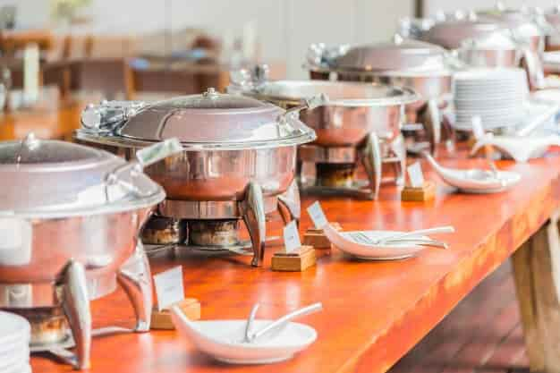 catering services in Divya Event organizer
